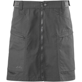 Lundhags Tiven Skirt Women Charcoal